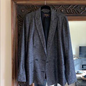 Gray Madewell blazer